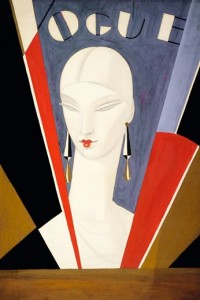 A century of Vogue flaunting the famous and the fabulous front cover 1926